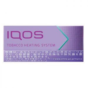 IQOS Heets Purple Menthol